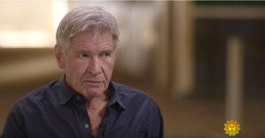 Harrison Ford Talks About Returning To Indiana Jones