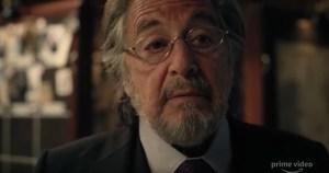 Al Pacino And The Cast Talk Prime's Hunters