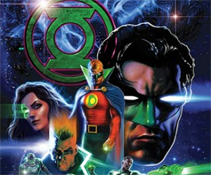 DC Celebrates 80 Years Of Green Lantern