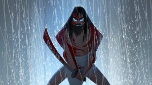 Take A Look At The Production Art Of Samurai Jack