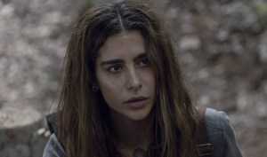 Nadia Hilker On The Walking Dead
