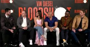 Watch A Cast Q and A On Bloodshot