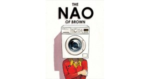 The 100 Graphic Novels You Should Read While Stuck Inside: Day Fourteen: The Nao of Brown By Glyn Dillon