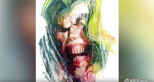 Bill Sienkiewicz On Drawing The Joker