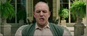 Watch A First Trailer For Tom Hardy's Capone
