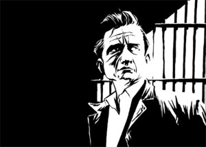 The 100 Graphic Novels You Should Read While Stuck Inside: Day Ten: Johnny Cash – I See a Darkness