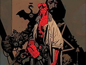The 100 Graphic Novels You Should Read While Stuck Inside: Day Three: Hellboy: Seed Of Destruction