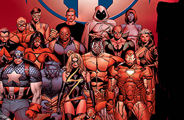 The 100 Graphic Novels You Should Read While Stuck Inside: Day Eleven: House Of M