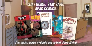 Dark Horse Comics is Releasing Issue #1's for Free