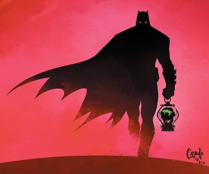 The 100 Graphic Novels You Should Read While Stuck Inside: Day Thirty-four: Batman: Last Knight On Earth