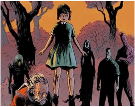 The 100 Graphic Novels You Should Read While Stuck Inside: Day Forty-eight: Black Hammer Volume One Library Edition