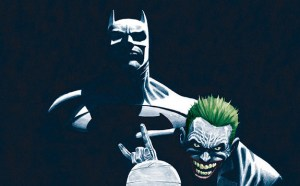 The 100 Graphic Novels You Should Read While Stuck Inside: Day Thirty-eight: Dark Night: A True Batman Story