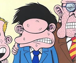 The 100 Graphic Novels You Should Read While Stuck Inside: Day Forty-seven: The Bradleys By Peter Bagge