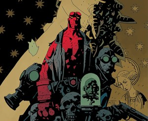 The 100 Graphic Novels You Should Read While Stuck Inside: Day Thirty-five: Hellboy: Conqueror Worm