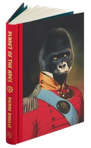 Tripwire Reviews The Folio Society's Planet of The Apes By Pierre Boulle