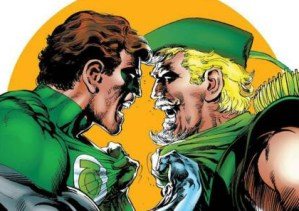 The 100 Graphic Novels You Should Read While Stuck Inside: Day Sixty-five: Green Lantern Green Arrow Hard Traveling Heroes Deluxe Edition