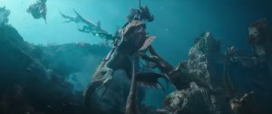 Creating The Underwater World Of Warner Bros' Aquaman