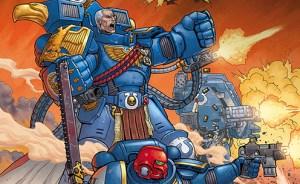 Marvel And Games Workshop Announce Warhammer 40,000: Marneus Calgar