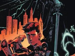 Vault Announces Surprise Early Release For Brandon Sanderson's Dark One Graphic Novel