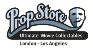 Rare & Iconic Film TV Memorabilia Worth In Excess Of $6m (£4.8m) To Be Auctioned In Hollywood
