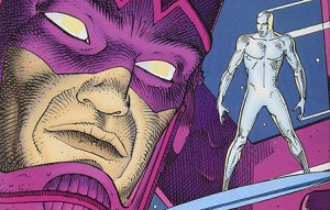 The 100 Graphic Novels You Should Read While Stuck Inside: Day Ninety-three: Silver Surfer: Parable