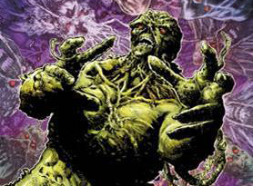 Legend Of The Swamp Thing Halloween Spectacular#1 And DC: The Doomed And The Damned#1: Two Spooky Anthologies Coming This October