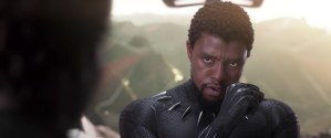 Marvel Offer Their Tribute To Chadwick Boseman