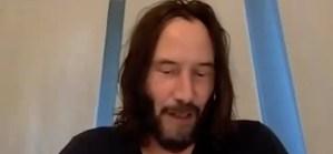 Keanu Reeves Welcomes Fans To BRZRKR Through Kickstarter