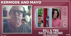 Mark Kermode Reviews Bill & Ted Face The Music