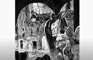 Bill Sienkiewicz Shows Off The Many Faces Of Batman