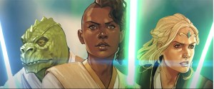 Lucasfilm Launches A Trailer For Star Wars: The High Republic