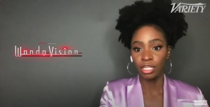 WandaVision Star Teyonah Parris Talks Monica's Superhero Future And The Show's Approach to Race