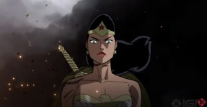 A New Clip From Justice Society: World War II Animated Film Drops
