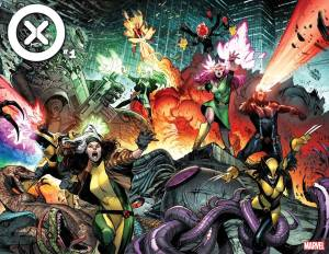 A New Team Of Mutant Super Heroes Chart The Course For The Reign Of X In X-Men#1