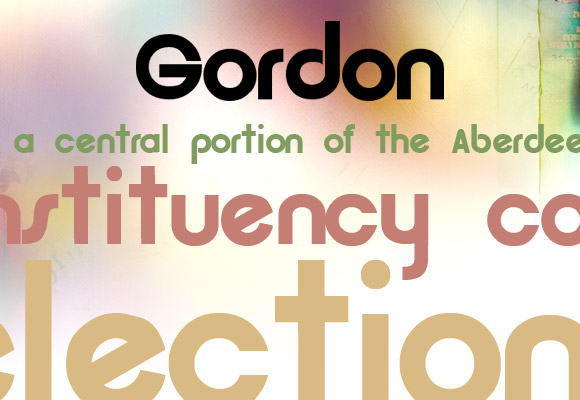 Gordon Regular Free Font