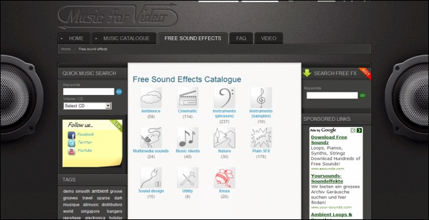 1000+ Sound Effect Download Free and Premium