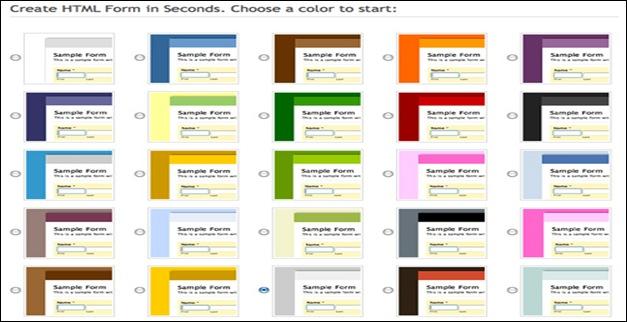 40 Online Generators for Web Designers Should Bookmark