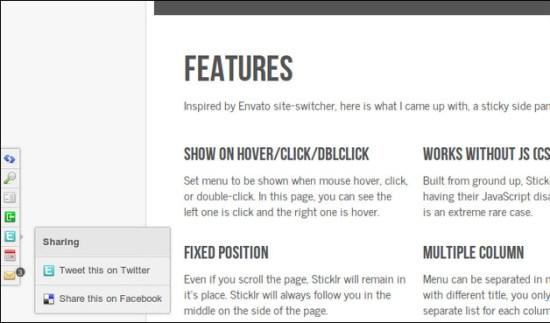 sticklr-sticky-side-panel-css3-jquery-plugin