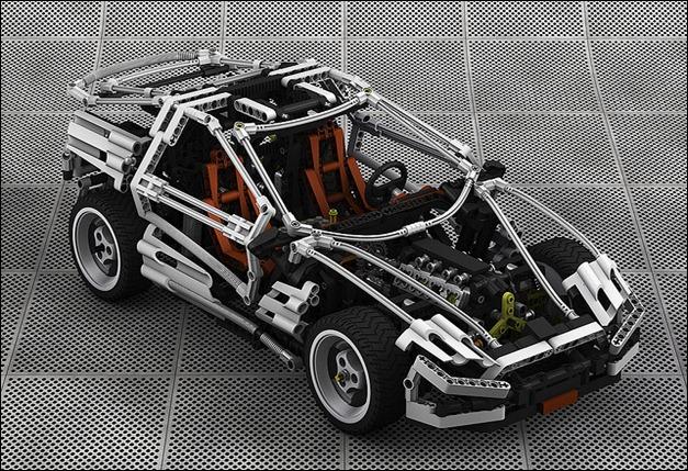 Render Lego