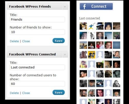 Facebook WPress Viral tool for WordPress