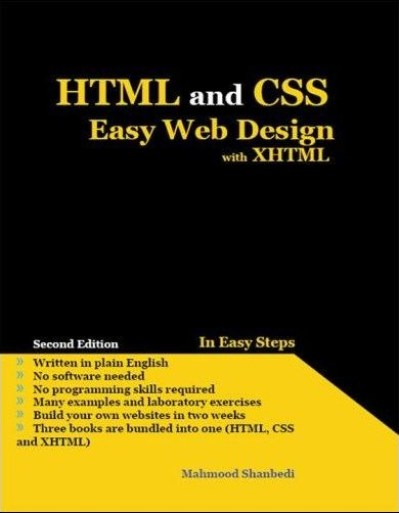 CSS-and-HTML-Easy-Web-Design