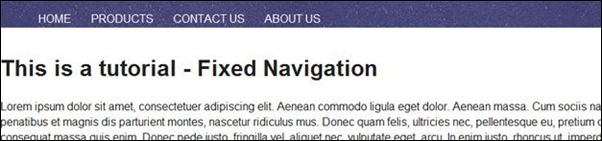 fixed-navigation-how-to
