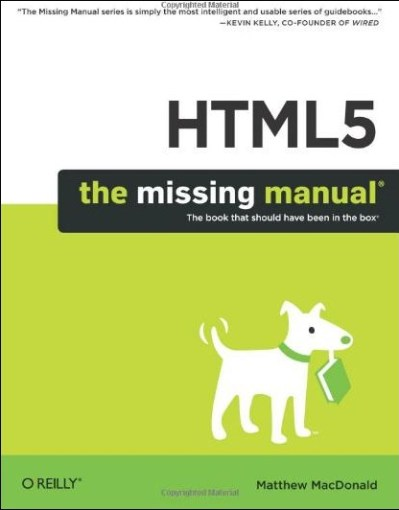 html5-the-missing-manual