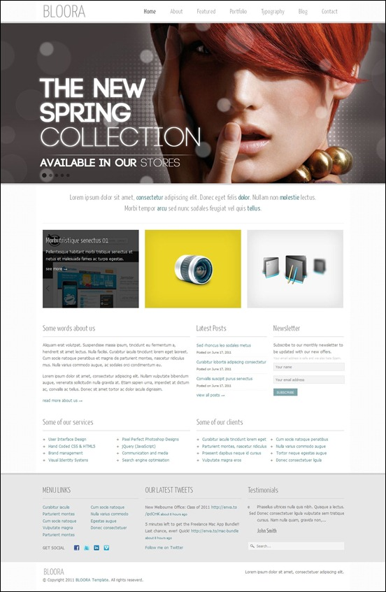 bloora-template-for-joomla