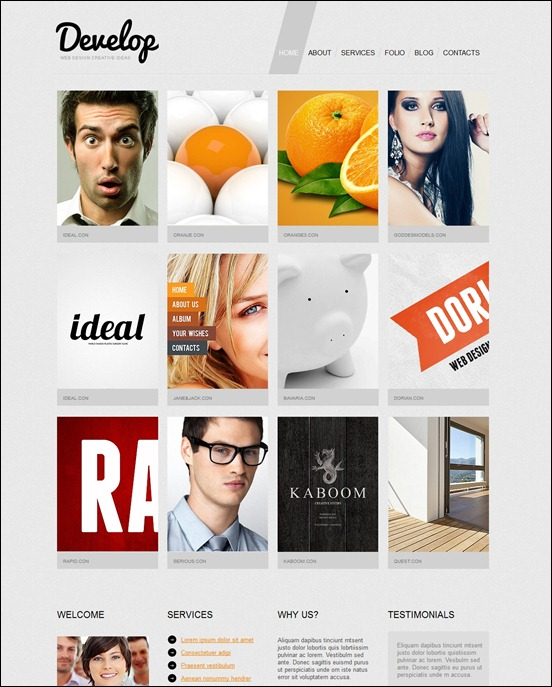 develop-joomla-2.5-template