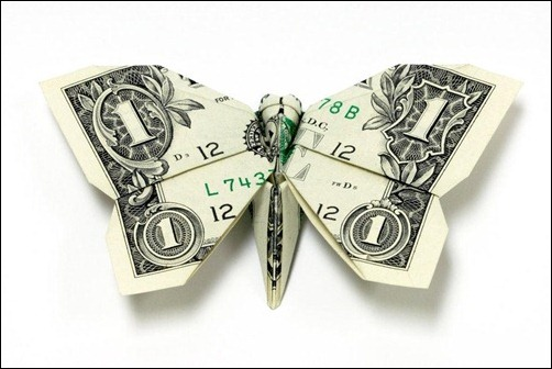dollar-bill-butterfly
