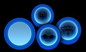 blue-glowing-buttons