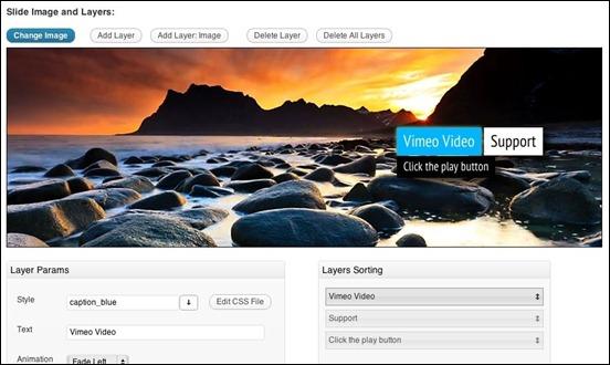 KenBurner WordPress Slideshow Plugin