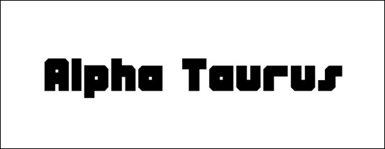 alpha-taurus