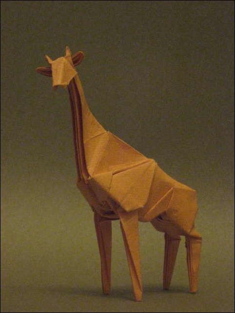 origami-giraffe